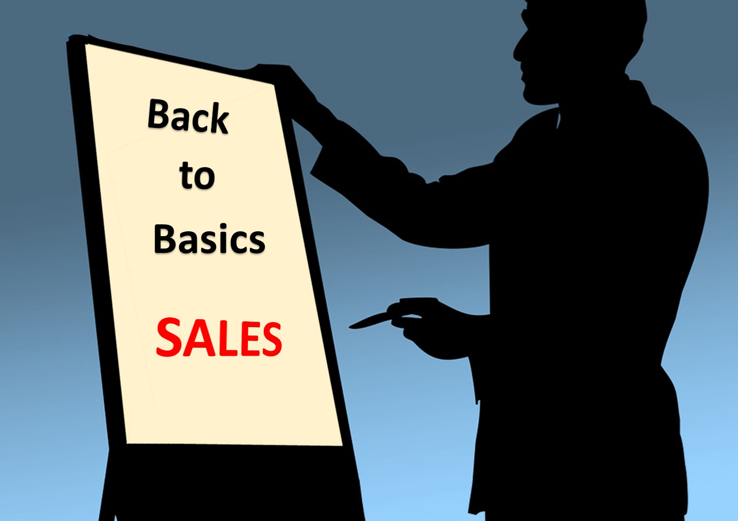 Back to basics – Ten sales strategies